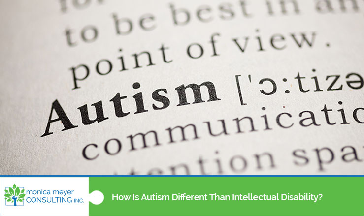 How Is Autism Different Than Intellectual Disability