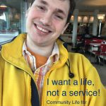 I WANT A LIFE, NOT A SERVICE!